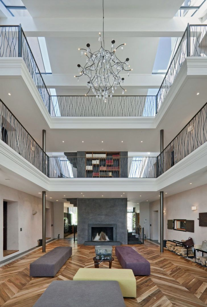 1000 ideas about high ceiling decorating on pinterest - Living room ideas with high ceilings ...