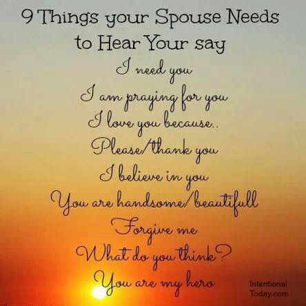 Sexy things to say to your husband photo 15