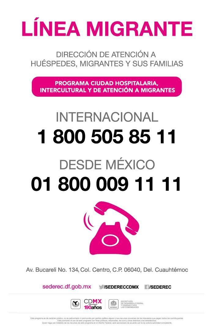 Inicia este lunes Operativo Migrante Bienvenid@ a la Ciudad de México de Semana Mayor