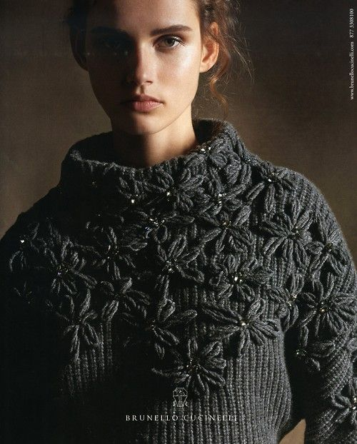 womenmanagement: Giedre Dukauskaite for Brunello Cucinelli, F/W...