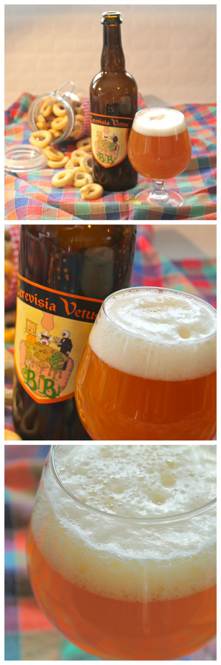 It's spring time. Italian craft beer Belgian inspired - Cerevisia Vetus BiBì - BiBì reminds of springtime orchards, sunny roads and long, romantic walks...Taste it! http://www.gourmetitaly.com/en/products/craft-beers/bibi-cerevisia-vetus-75cl.html