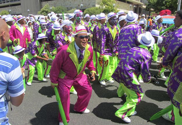 "Cape Town celebrates Tweede Nuwe Jaar, meaning ""Second New Year"", in the form of a parade of singing and dancing from the Kaapse Klopse. This tradition comes from the Cape Malay slaves who celebrated the ringing in of a New Year on the only day they were offered leave from work each year which was the 2nd of January. This tradition has carried on for almost two hundred years."