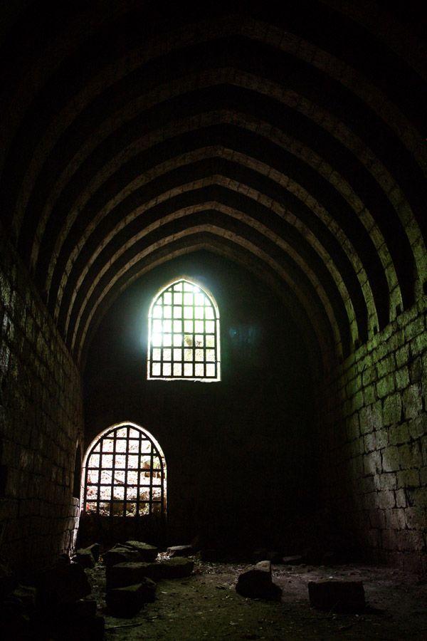 Yester Castle | castle in Yester, East Lothian | Scottish castles | stravaiging around Scotland