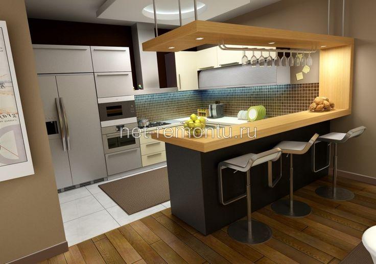 кухни модерн с островом - Поиск в Google