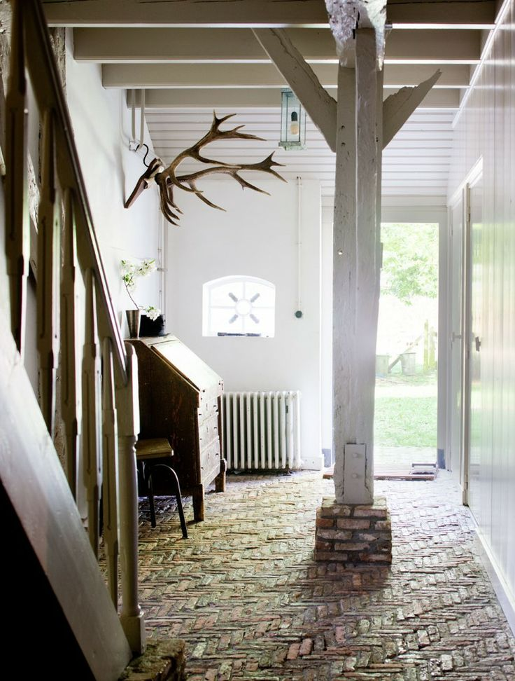 198 best images about foyers, mudrooms, hallways & stairs on ...