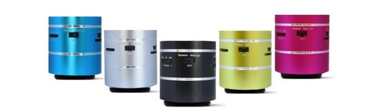 Ego-360 color range for 5W version
