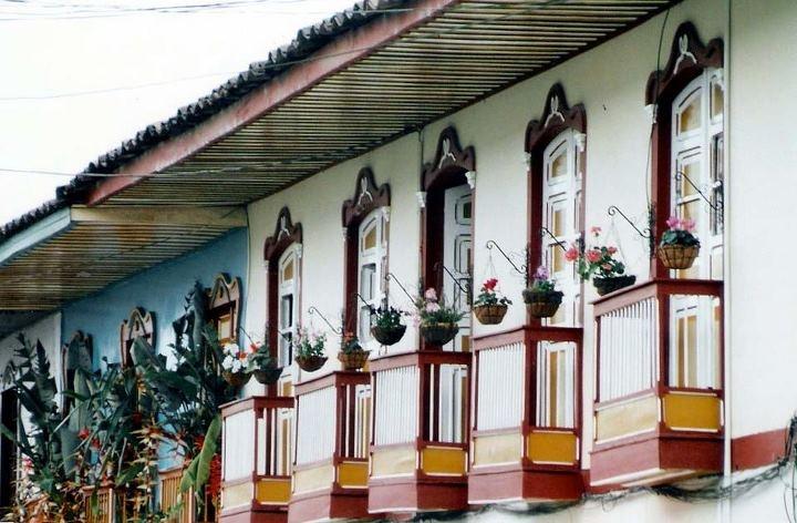 Filandia, Quindio, Colombia.