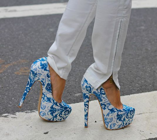 Dream High Heels. Shoes Fashion 2015.: