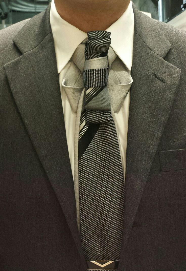 51 Best Ties Images On Pinterest Necktie Knots Tie And Trinity Knot Diagram The Juggerbow By Boris Mocka Aka Jugger