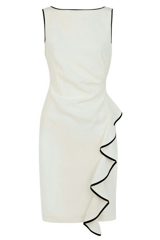 Love this dress, its so classic but with a flair