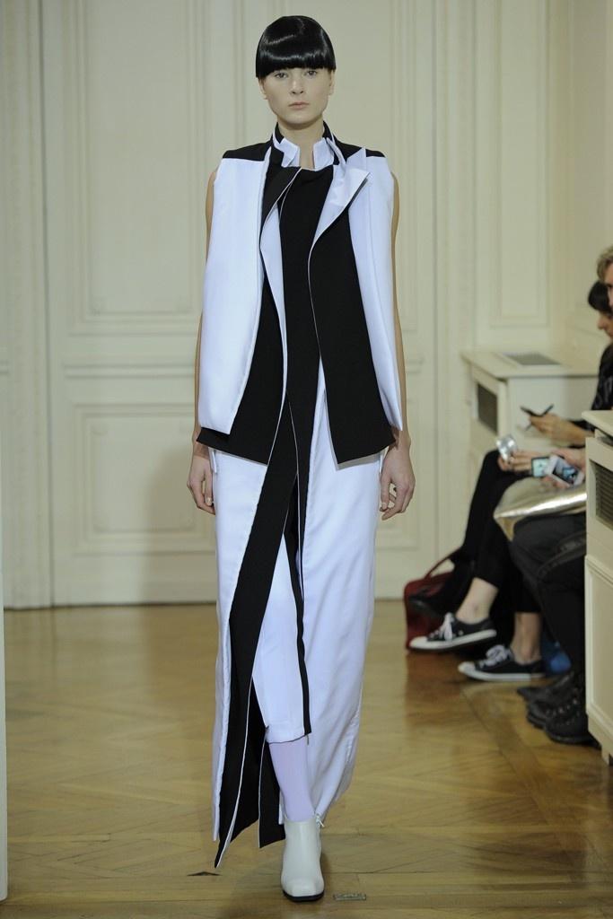 Rad Hourani Spring Couture 2013 - Slideshow