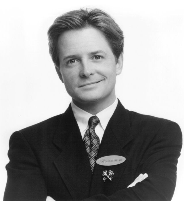 "Michael J. Fox, OC (born Michael Andrew Fox; June 9, 1961) is a Canadian American actor, author, producer, activist & voice-over artist. With a film & television career spanning from the late 1970s, Fox's roles have included Marty McFly from the Back to the Future trilogy (1985–1990); Alex P. Keaton from Family Ties (1982–1989) for which he won three Emmy Awards & a Golden Globe Award & many more. ""I got sick of turning on the TV and seeing my face."""