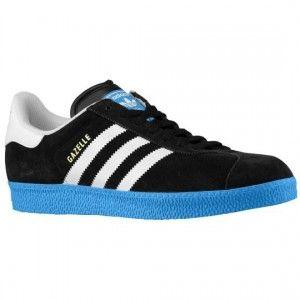 adidas gazelle bleu et rose pas cher