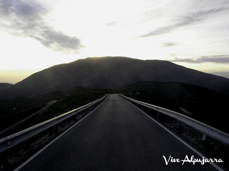 Vive Alpujarra. Sierra de Lújar desde la Contraviesa