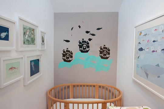 all baby rooms should have pirates.