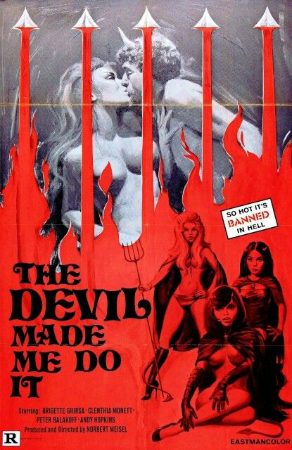 The Devil Made Me Do It  (1970)