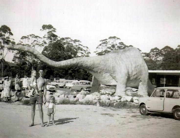 Australian Reptile Park, on the Central Coast of NSW. Photo taken 1963.                        https://www.facebook.com/AustralianReptilePark/photos, v@e.