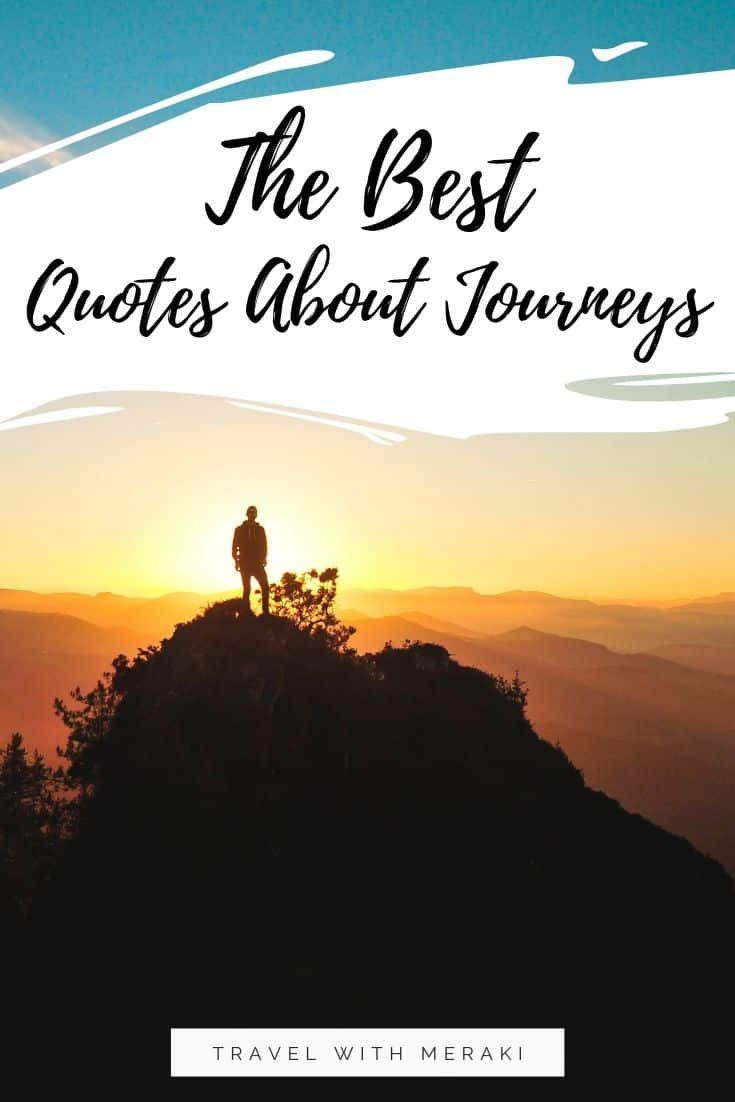 Journey Quotes You Will Love