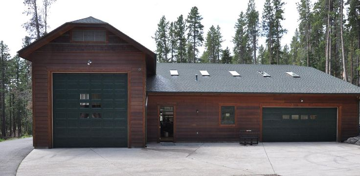 Garage homes google search carriage house pinterest for Rv garage doors for sale