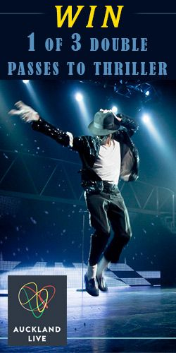 #RePin and #Win 1 of 3 Double Passes to Thriller Live! #competition #MichaelJackson