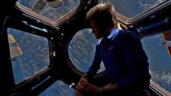 Meet the female astronaut making record-breaking space history