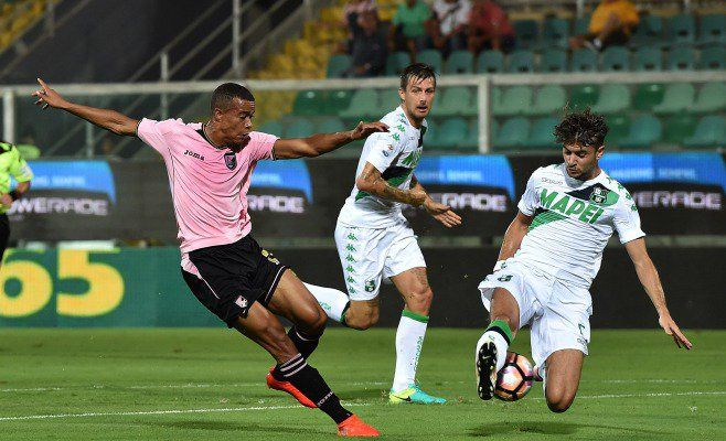 Sport Notizie: Palermo-Sassuolo 0-1