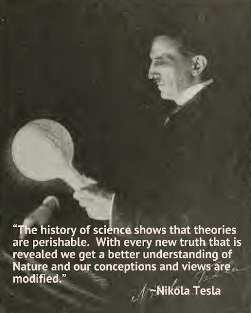 An Engineer's Aspect: Engineering Quote of the Week - Nikola Tesla
