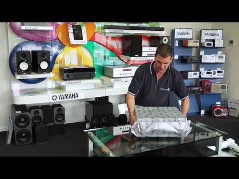YAMAHA RXA-2050 Network Receiver Unboxing | The Listening Post | TLPCHC ...