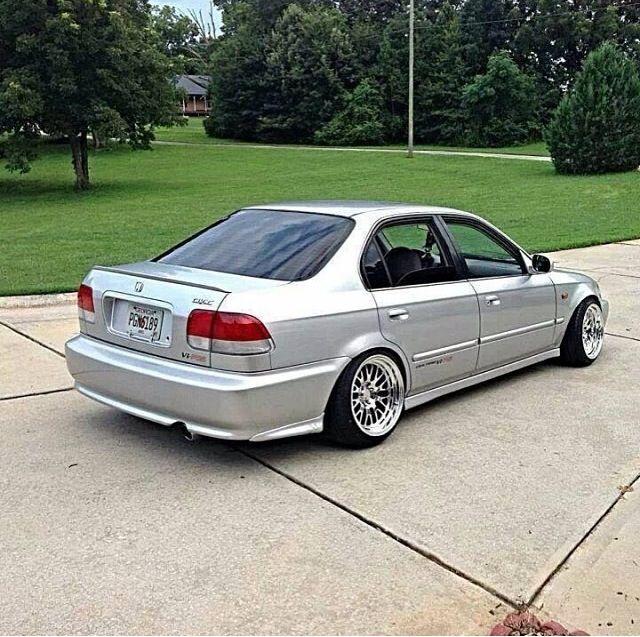 99 Civic Sedan: 70 Best Civic ES Images On Pinterest