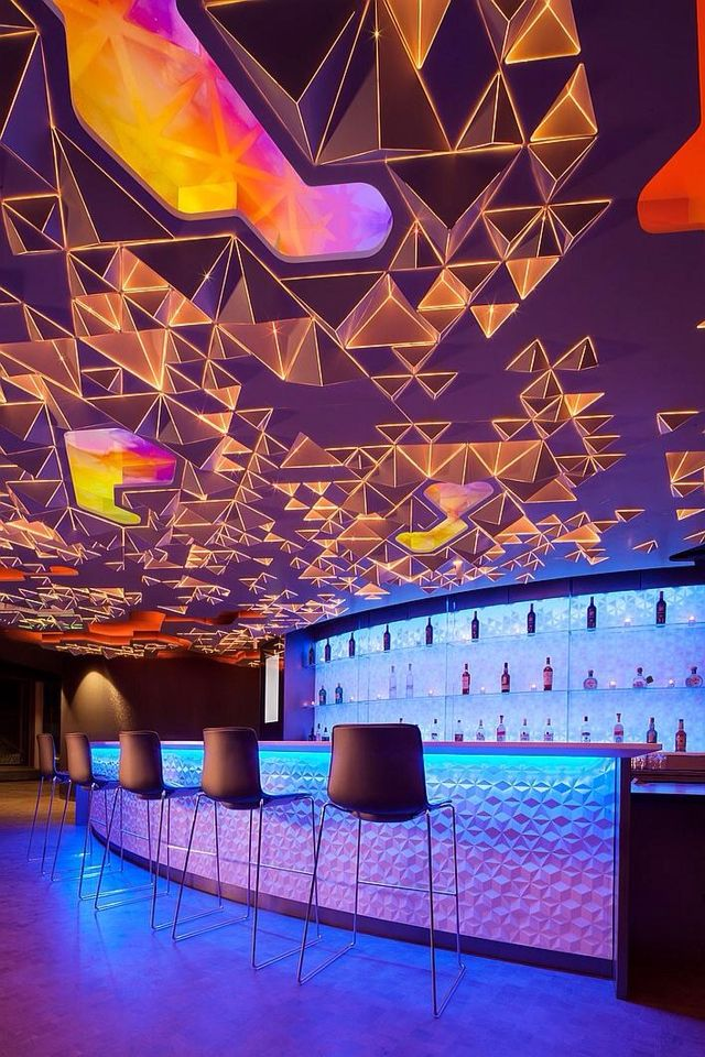 Reinventing a Classic  Reunion Tower Observation Deck Re Opens   Urban  Planning and Design   Gensler68 best CTD 425  Nightclub Designs images on Pinterest   Nightclub  . Nightclub Lighting Design Installation. Home Design Ideas