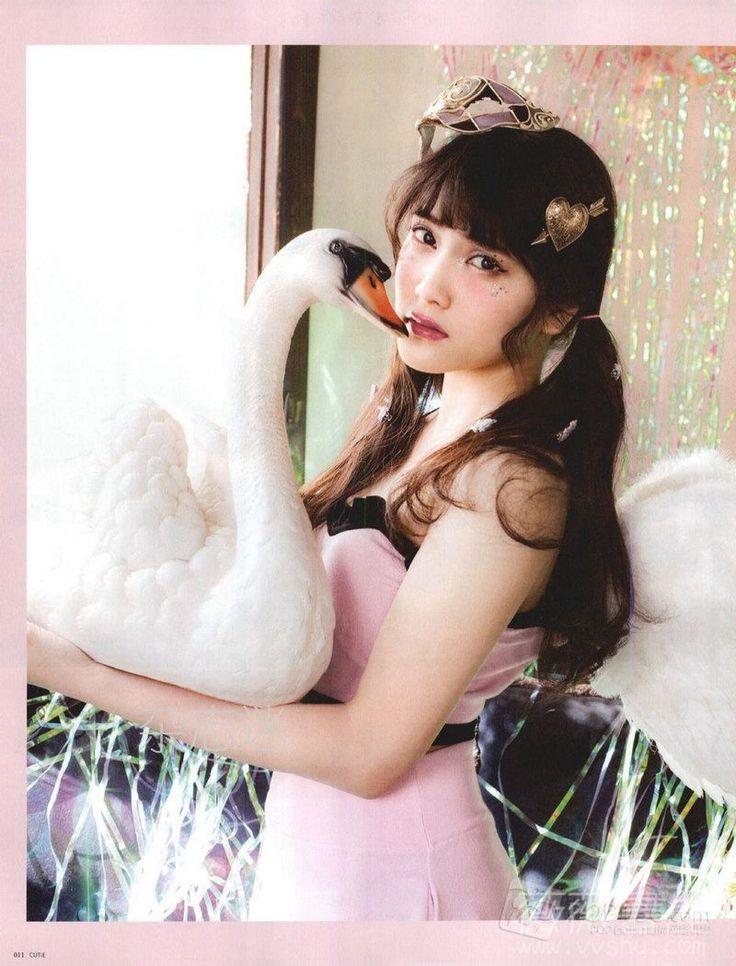 Anna Iriyama 入山 杏奈 #cutie #japanese #magazine