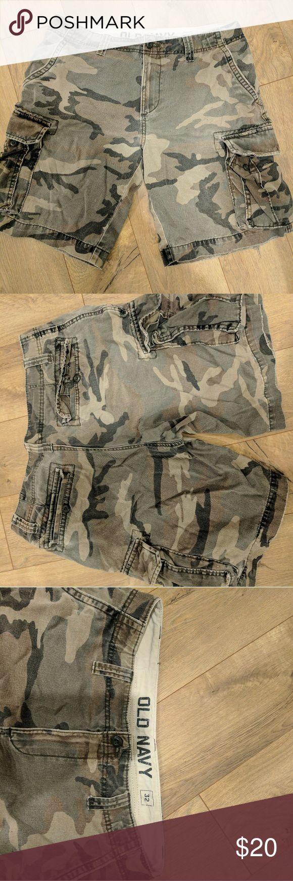 Old Navy Army Shorts Cargo army shorts Old Navy Shorts Cargos