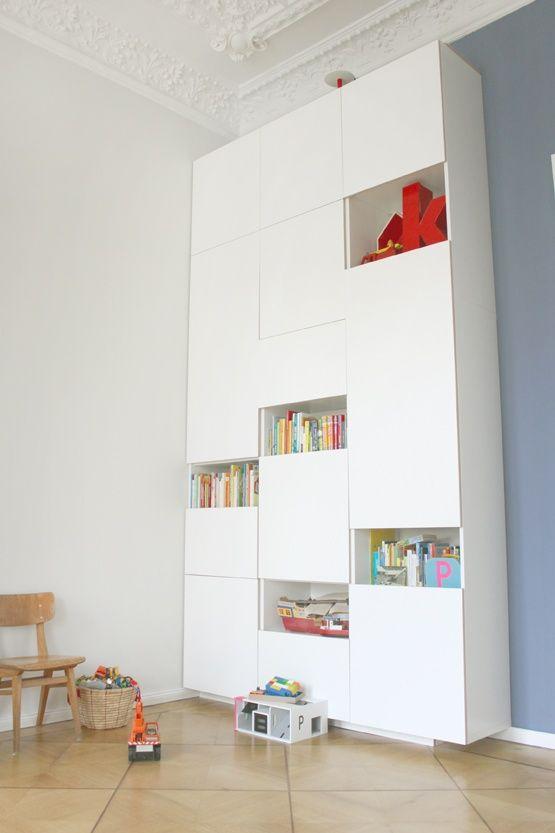 Die besten 17 ideen zu kindergarderobe ikea auf pinterest - Ikea flurgarderobe ...