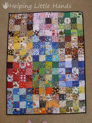 i spy quilt | It's funny how these I-Spy Quilts all look more or less the same...and ...