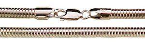42cm Schlangenkette - 4,0 mm - 925 Silber Miraculex, http://www.amazon.de/dp/B00F5UPYR4/ref=cm_sw_r_pi_dp_erZQsb1T0FXX7