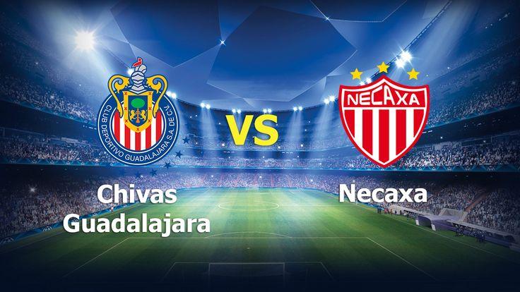 Ver Chivas vs Necaxa EN VIVO Online LigaMX Jornada 17