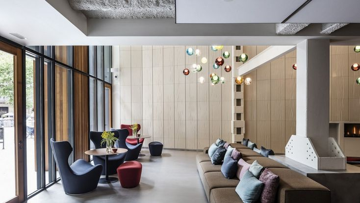 El nuevo hotel Ohla Eixample - diariodesign Ohla Boutique Hotels #Barcelona #hotel #OhlaEixample