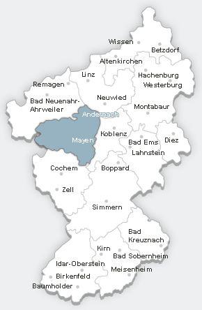 Das Andernacher Pöntertal soll bald unter Naturschutz gestellt werden - Rhein-Zeitung Mayen - Rhein-Zeitung