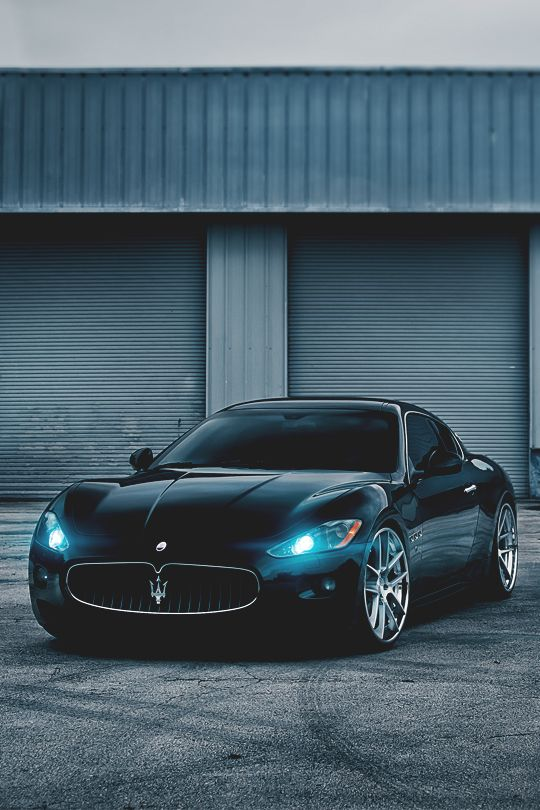 "italian-luxury: ""Maserati GT 7 