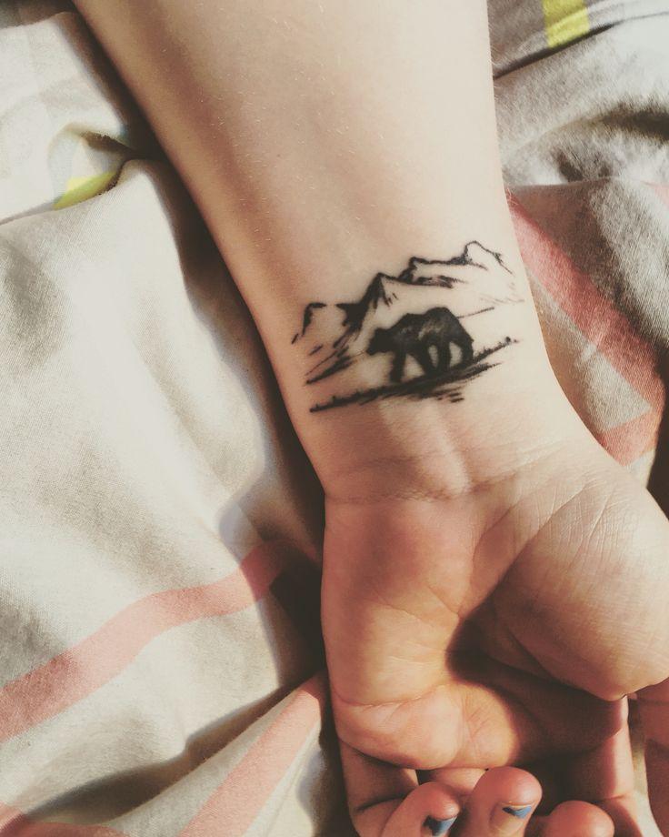Tattoo bear                                                       …