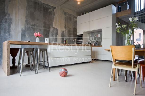 keukens van oud hout | kitchens, interiors and bedrooms