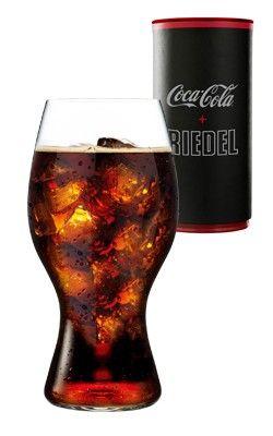 コカ·コーラ + リーデルグラス(チューブ缶1個入)