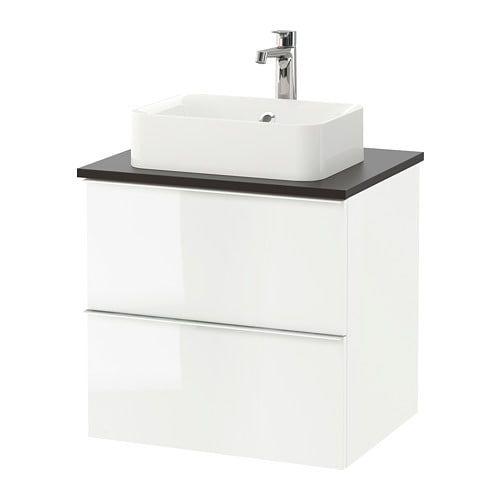 VANGSTA Stół rozkładany, biały, Dowiedz