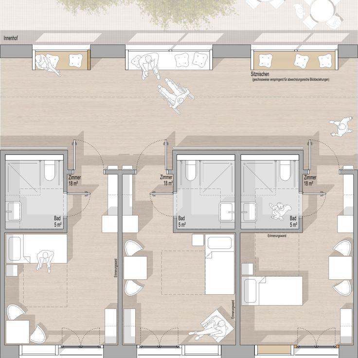 Pin von Kathy Li auf Architektur Grundrisse in 2020