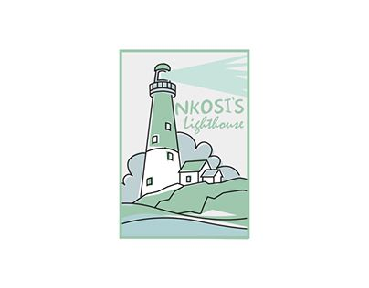 """Check out new work on my @Behance portfolio: """"Nkosi's Lighthouse Logo"""" http://be.net/gallery/53827115/Nkosis-Lighthouse-Logo"""