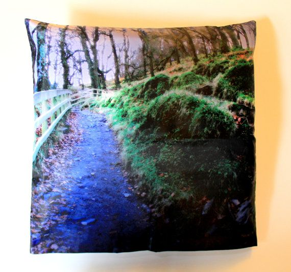 Purple Decorative Throw Pillow Case. Fine by CandyMountainPhotos, €22.00