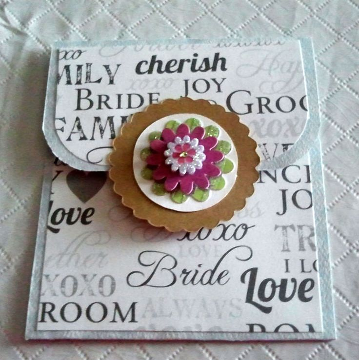 Wedding Shower Gift Card Holders : Wedding and Bridal Shower Gift Ideas on Pinterest Gift card holders ...