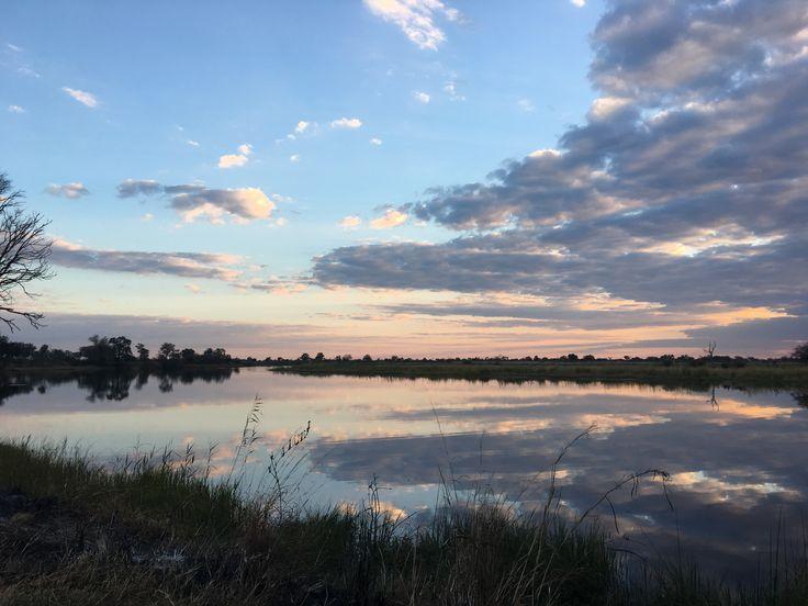 Mudumu National Park, Kwando river ,Namibia