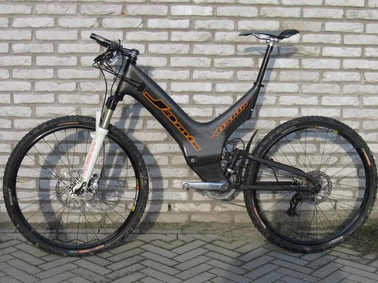 Jamis El Diablo Mountain Bike Bicycle Design Pinterest