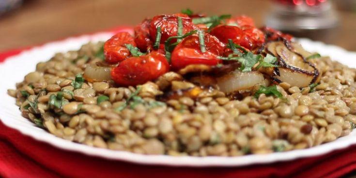 Quer servir lentilha no réveillon para atrair prosperidade? Confira esta receita!